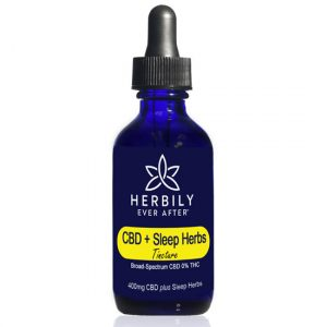 CBD + Sleep Herbs
